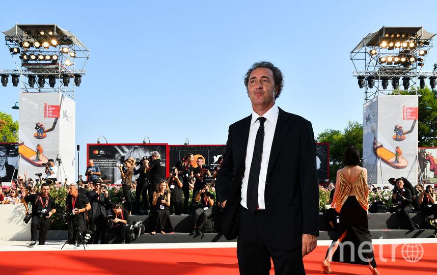 Итальянский кинорежиссёр Паоло Соррентино. Фото AFP