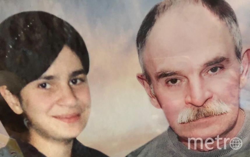 Сабина и Константин Мамаевы. Отец не поверил в смерть дочери. Фото из архива семьи Мамаевых