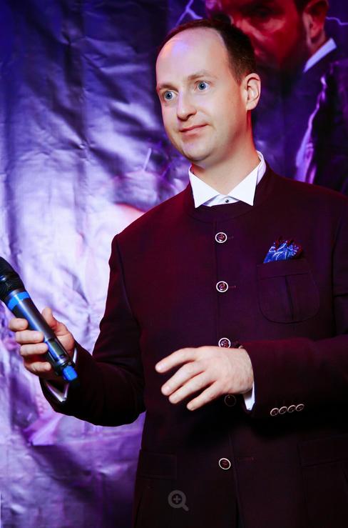 """Никита Тарасов на премьере фильма """"Эбигейл"""" в Петербурге. Фото Предоставлено PR-группой, """"Metro"""""""