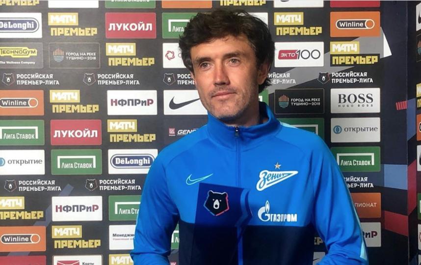 Юрий Жиркова признали лучшим игроком матча. Фото Скриншот @zenit_spb