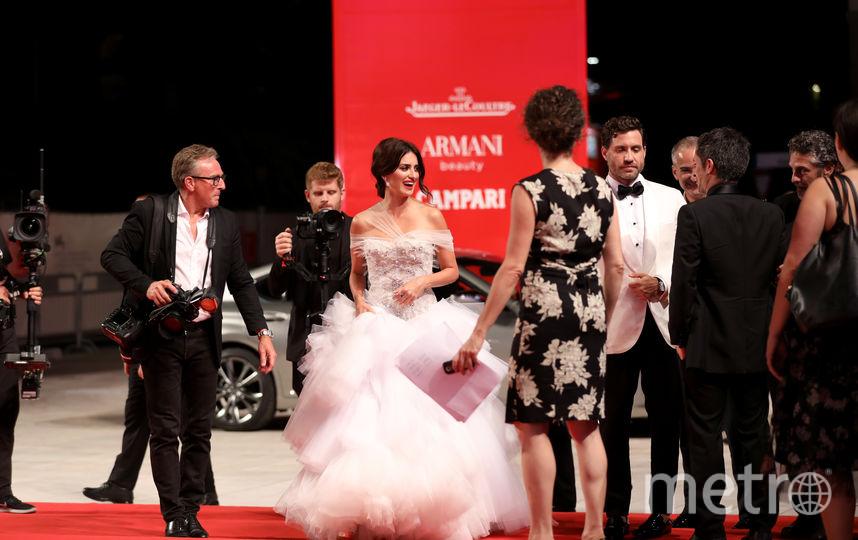 """Премьера фильма """"Осиная сеть"""" на Венецианском кинофестивале. Фото Getty"""