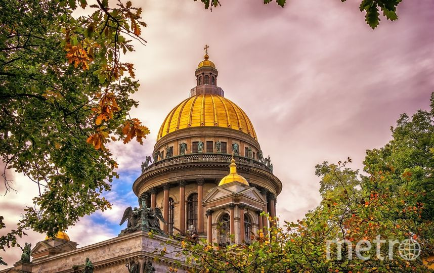 Погода в Петербурге испортится, но не надолго. Фото Getty