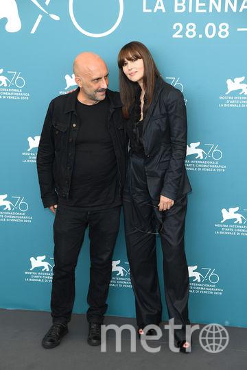 """На премьере фильма """"Необратимость"""" в Венеции. Моника и Гаспар Ноэ. Фото Getty"""