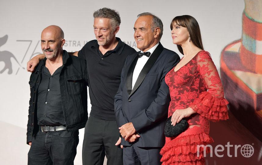 """На премьере фильма """"Необратимость"""" в Венеции. Фото Getty"""