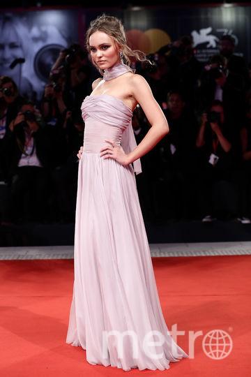 Лили-Роуз Депп. Фото Getty