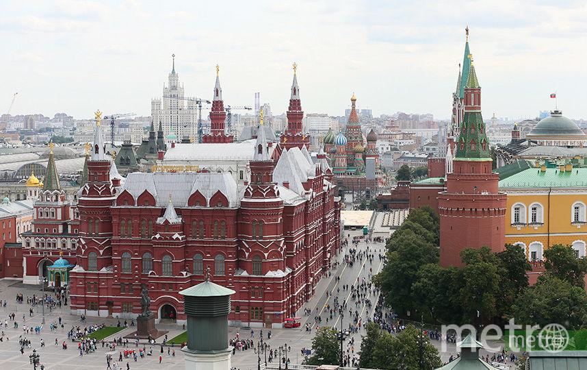 7 и 8 сентября столица отметит свой 872-й день рождения. Фото Василий Кузьмичёнок