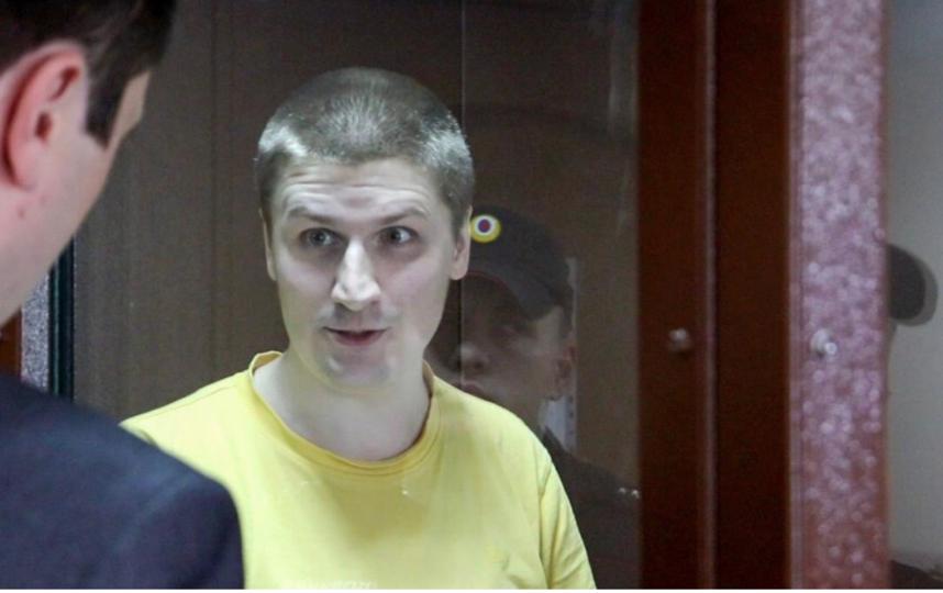 Блогера Владислава Синицу приговорили к пяти годам тюрьмы за пост о детях силовиков. Фото Пресс-служба Пресненского суда