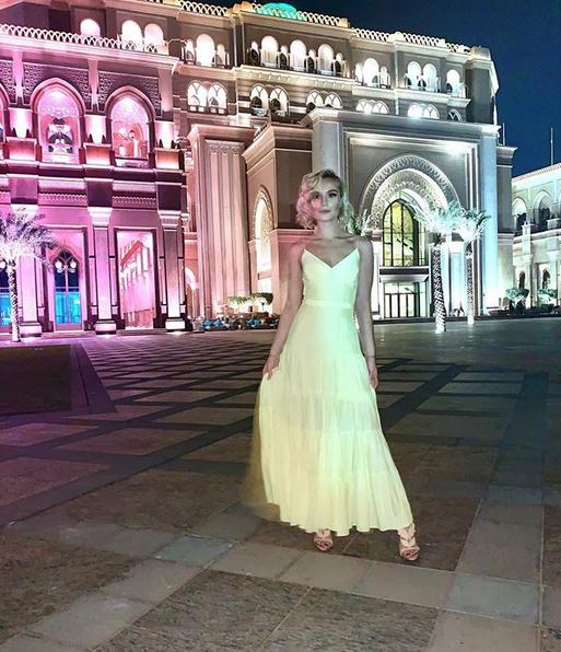 Полина Гагарина. Фото скриншот: instagram.com/gagara1987/