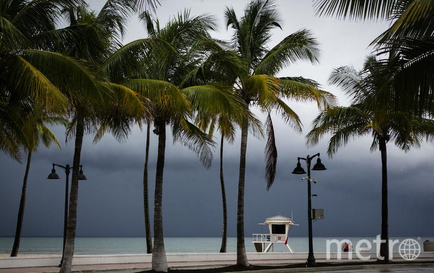 """На Багамских островах из-за урагана """"Дориан"""" погибли пять человек. Фото AFP"""