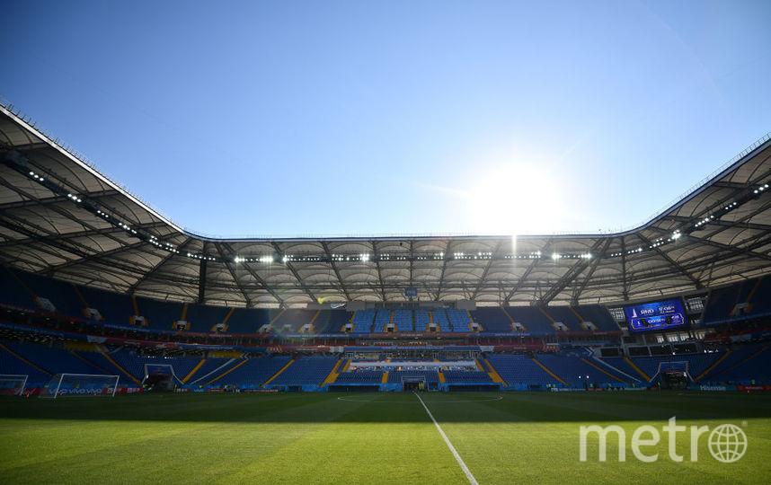"""Ростов"" не пускают на домашний стадион. Фото Getty"