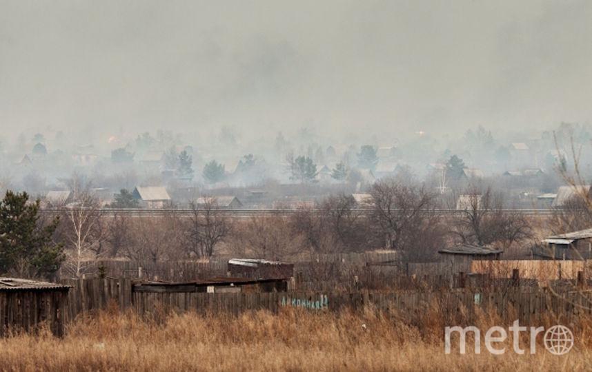 Окраина Абакана. Фото РИА Новости
