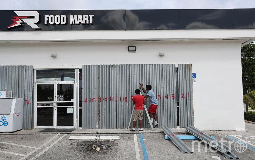 К урагану Дориан готовятся во Флориде и на всем юго-восточном побережье США. Фото Getty