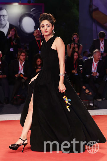 "Актриса Гольшифте Фарахани на премьере фильма ""О бесконечности"". Фото Getty"