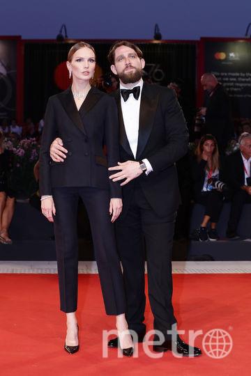 Актриса Мария Фомина и бизнесмен Алексей Киселев. Фото Getty