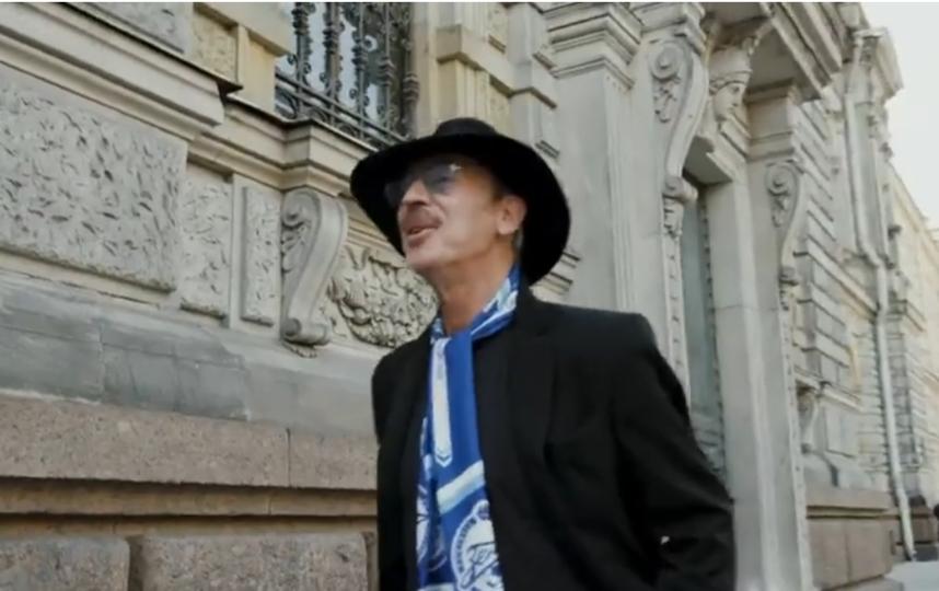 Первые слушатели оценили новый клип Боярского. Фото скрин-шот, Скриншот Youtube