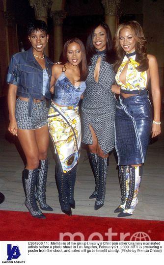 Бейонсе. 2000. Фото Getty