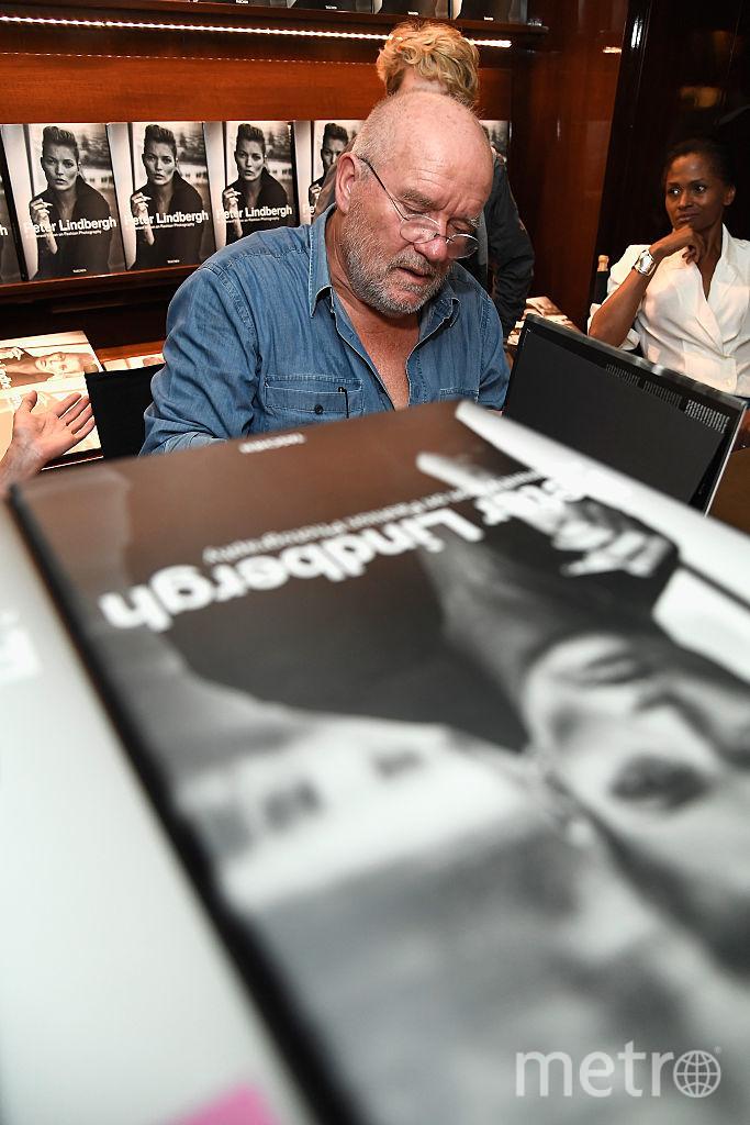 Петер Линдберг. Фото Getty