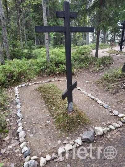 """На Секирной горе находят тела заключенных и перезахоранивают их в общих могилах. Фото Наталья Сидоровская, """"Metro"""""""