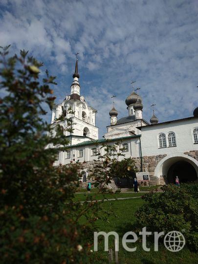 """Соловецкий монастырь. Фото Наталья Сидоровская, """"Metro"""""""