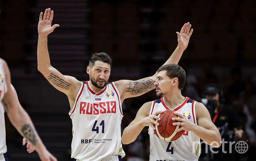 Россия уступила Аргентине первое место в группе.