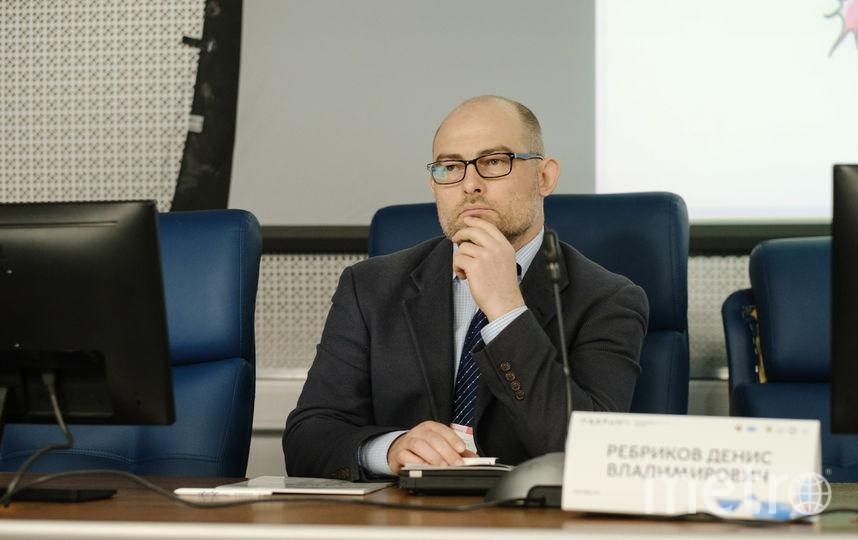 Денис Ребриков. Фото предоставлено Денисом Ребриковым