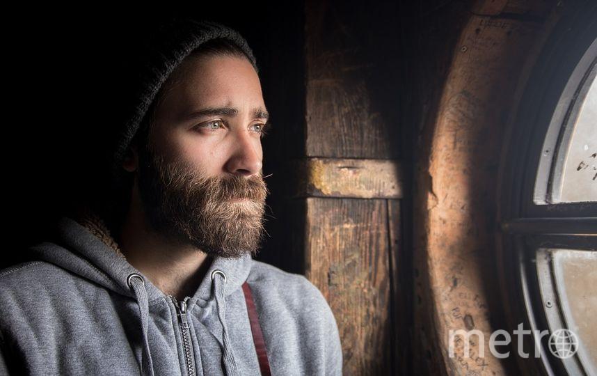 """Мужчины с бородой привлекают лишь 11% женщин. Фото https://pixabay.com, """"Metro"""""""