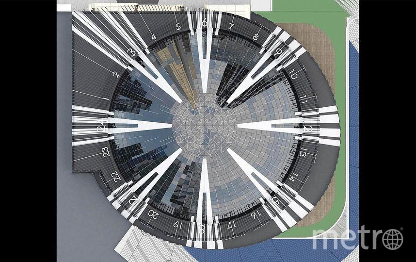 """Проект. Фото ООО """"Фан Дженерейшн"""", предоставлено Москомархитектурой"""