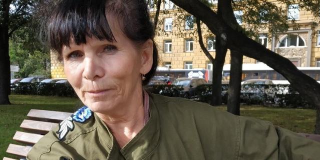 Руфима Ворончихина, пенсионерка, 62 года.