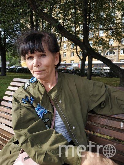 """Руфима Ворончихина, пенсионерка, 62 года. Фото Наталья Сидоровская, """"Metro"""""""