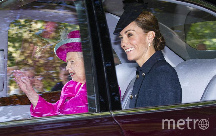 Королевская семья посетила воскресную службу в церкви Балморала, август 2019. Фото Getty