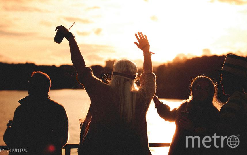 Moscow River Boat Trip: Sunset/Sunriset. Фото Предоставлено организаторами