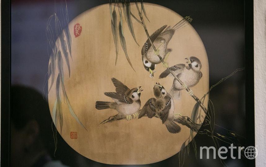 Фестиваль китайской живописи Гунби. Фото Предоставлено организаторами