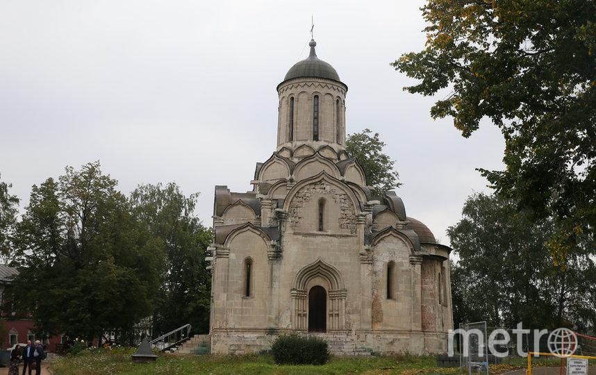 Спасский собор Спасо-Андроникова монастыря. Фото Василий Кузьмичёнок
