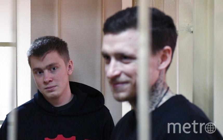 Кирилл Кокорин и Павел Мамаев. Фото Василий Кузьмичёнок