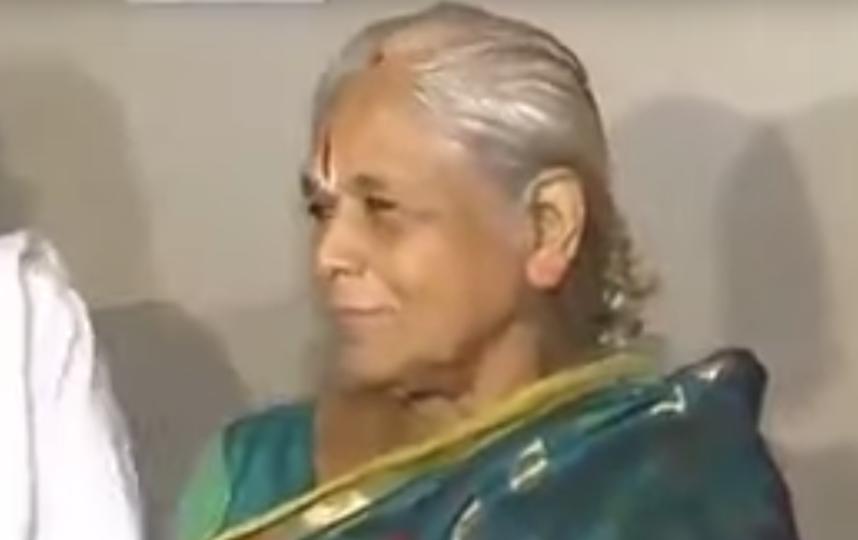 Эрраматти Мангаямма. Фото скриншот youtube.com/watch?v=eXwpbDZz8ds