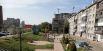 «Умный сквер» с розетками и Wi-Fi открылся в Дзержинском районе