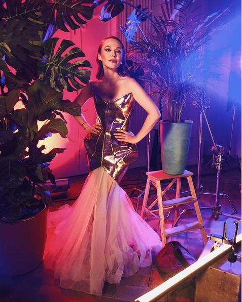 Альбина Джанабаева. Фото скриншот instagram.com/albinadzhanabaeva