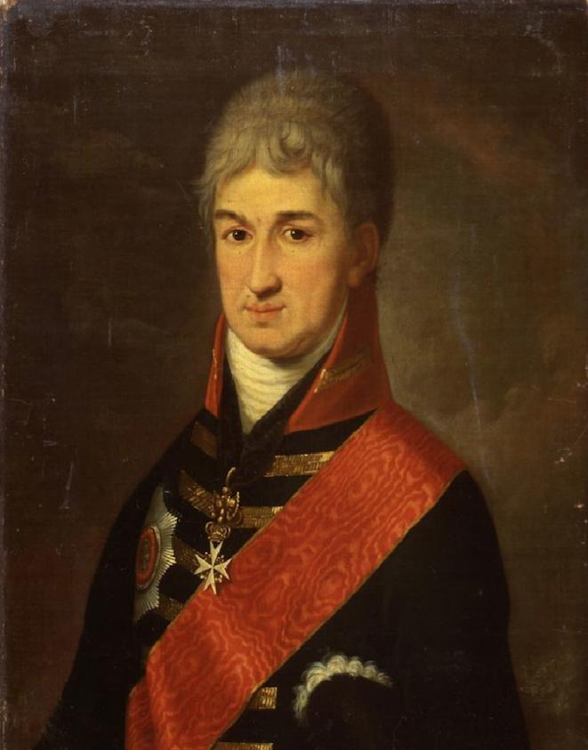 Николай Рязанов. Фото предоставлено Государственным историческим музеем