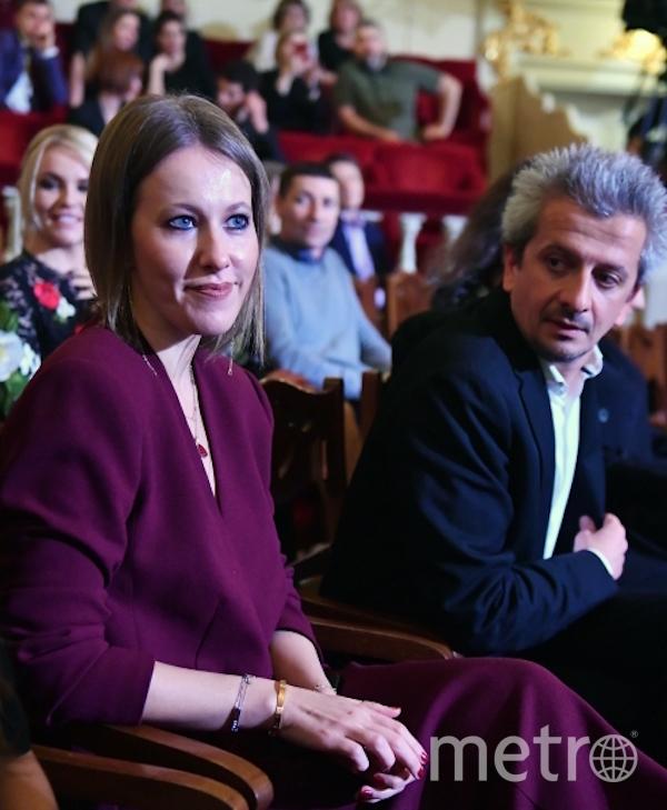 Константин Богомолов и Ксения Собчак. Фото РИА Новости