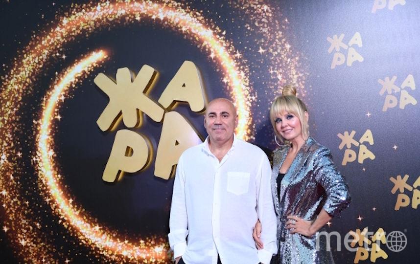 Валерия и Иосиф Пригожин. Фото РИА Новости