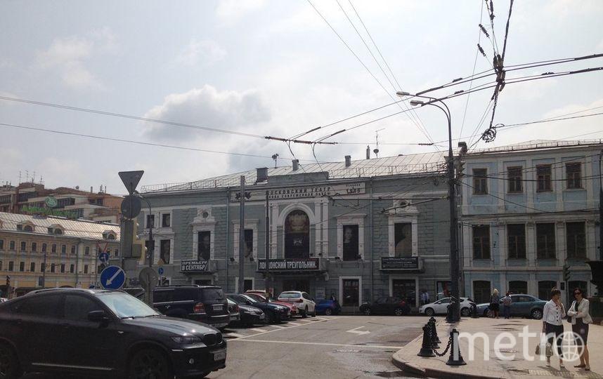 «Неромантическая прогулка в «весёлый квартал». Фото mos.ru