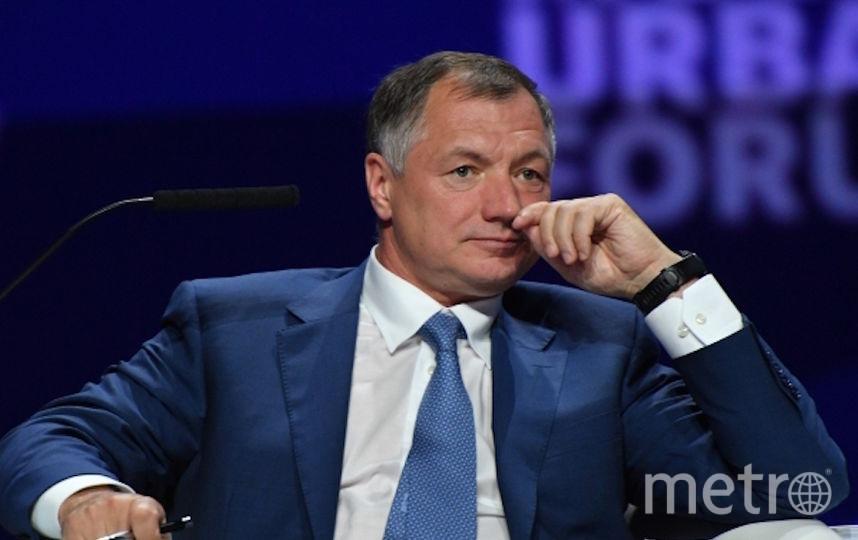 Марат Хуснуллин. Фото РИА Новости
