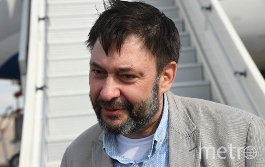 Кирилл Вышинский. Фото РИА Новости