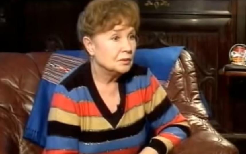 Надежда Румянцева. Фото Скриншот Youtube