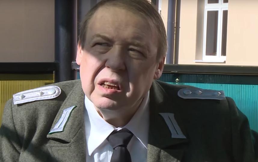 Александр Семчев в этом году. Фото Скриншот Youtube