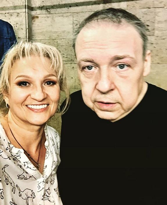 Александр Семчев в этом году. Фото Скриншот Instagram: @svetlanailyushenko