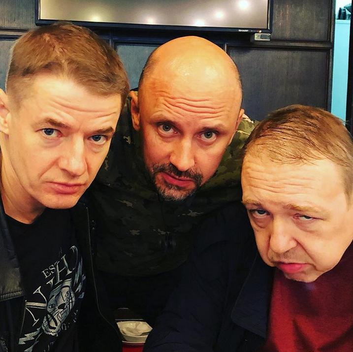 Александр Семчев в этом году. Фото Скриншот Instagram: @eddychekman