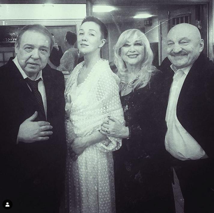 Александр Семчев в этом году. Фото Скриншот Instagram: @d_moroz
