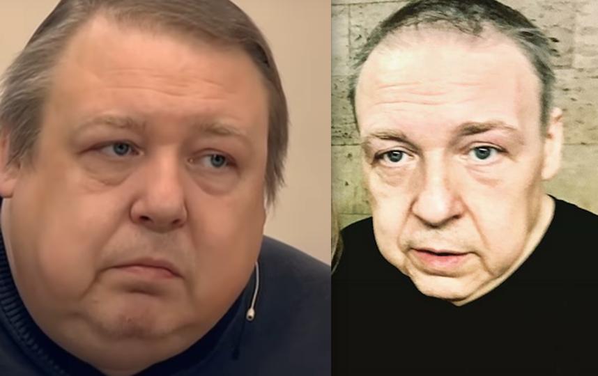 Александр Семчев до и после похудения. Фото Youtube/ Instagram: @svetlanailyushenko