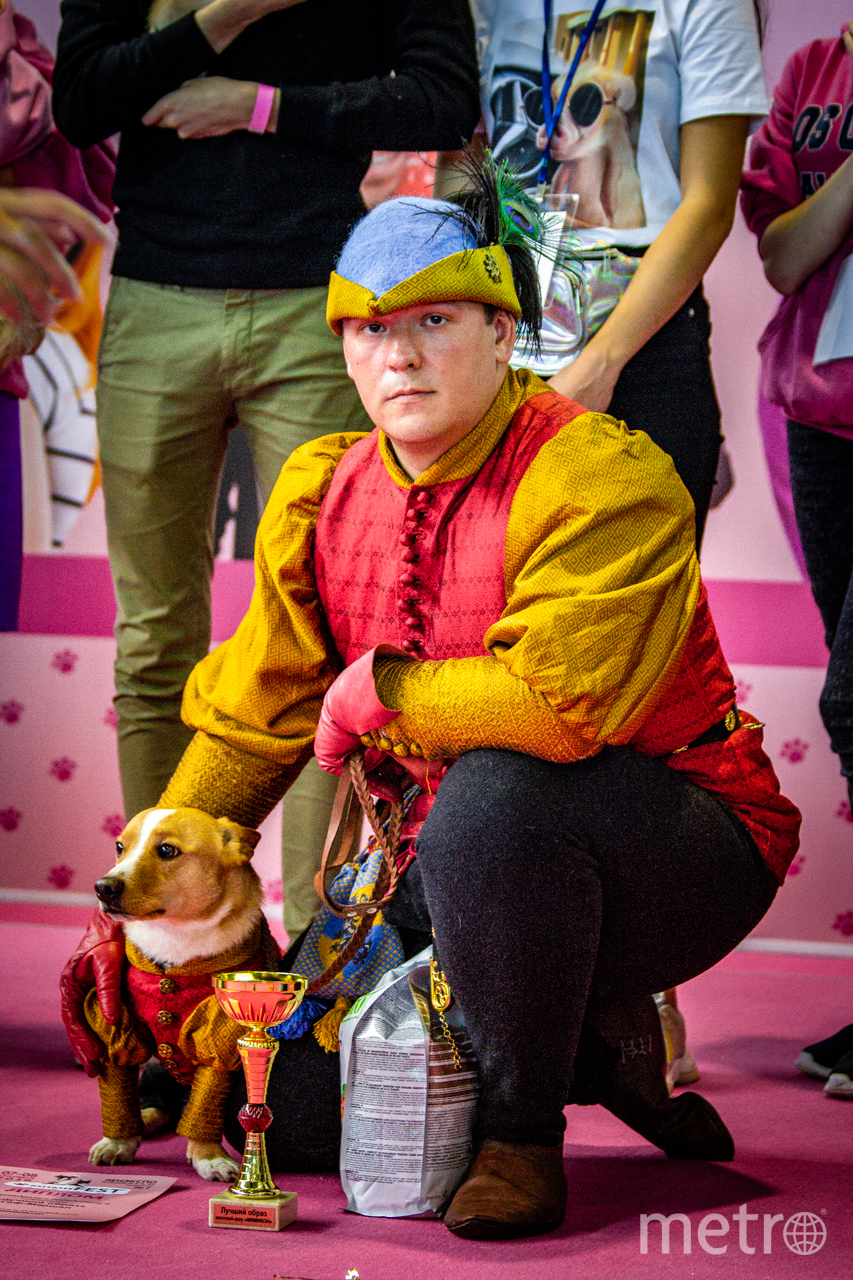 Артем Торшин и Гаф Маршал Гавр. Фото Никита Благой / Мимикон, Предоставлено организаторами